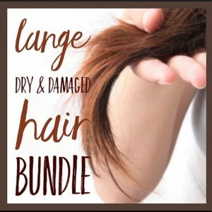 LANGE 7 PIECE MYSTERY BUNDLE FOR DAMAGED/DRY HAIR